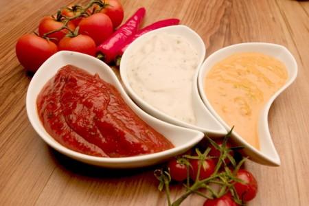 Красный кисло сладкий соус