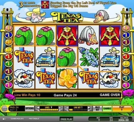 Описание игрового автомата